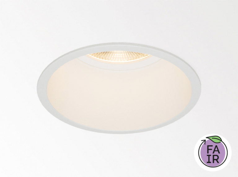 Lucent – Mini Trim Round LED50-LFG